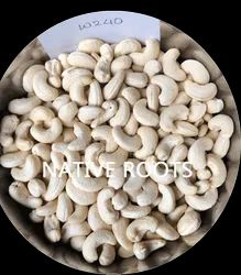 Shubh Whole Cashew Nuts W240, Packaging Size: 10 kg
