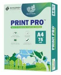 White Print Pro A-4 75 GSM