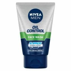 Nivea Men Oil Control Face Wash, Age Group: Adults, Packaging Size: 100