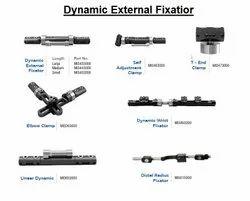 Dynamic External Fixators