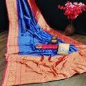 Designer Kanchipuram Pattu Saree