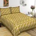 Online Meesho Cotton Double Bedsheet