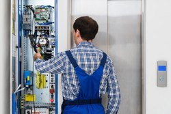 Elevator Control Panel Repairing Service