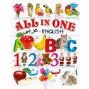Pre-school Book English-Arabic