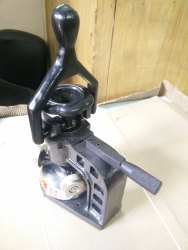 GSM Hydraulic Cutter