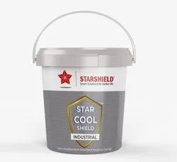 Heat Reflective Coating For Metal Surfaces- Star Cool Shield Industrial(2k)
