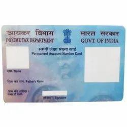 Online Pan Card Application Service