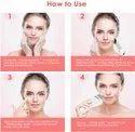 Premium 3 in 1 Facial Ultrasonic Skin Scrubber Spatula (Blemish & Blackhead Removal Tools)