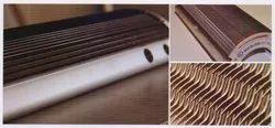 Circular Comb & Top Comb For Comber M/C
