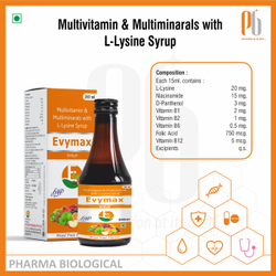 Evymax Syrup