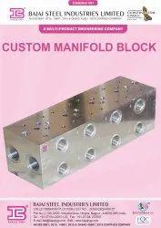 Custom Manifold Block