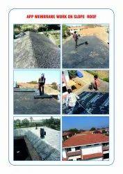 App Membrane Waterproofing Treatment