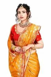 Pure Silk Wedding Sarees