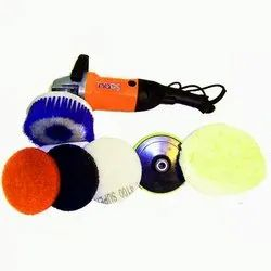 Mini Hand Scrubber With Soft Brush For Cleaning Sofa & Carpet