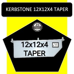 Kerbstone 12x12x4 Taper