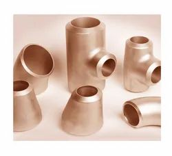 Nexus Copper Nickel Pipe Fittings, Size: 3/4 Inch, Usage: Structure Pipe