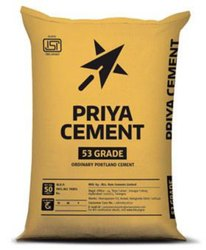 Priya Cement OPC & PPC Cement