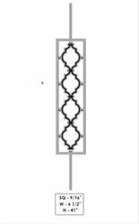 Stairs casting Cast Iron Baluster - SB10, For Home