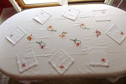Dinner Table Cloths