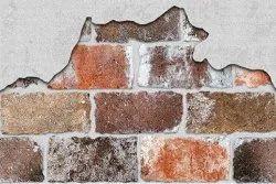 Matte Digital Bathroom Wall Tile, Thickness: 10mm