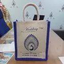 Fancy Design Jute Bag