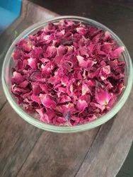 Dry Rose Leaf