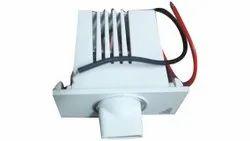 White PVC Electrical Fan Regulator