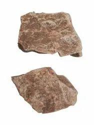 Solid Brown Potash Feldspar Lumps, Grade: Chemical Grade