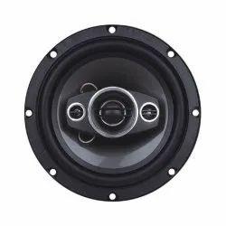 TORQ Black Round Car Speaker