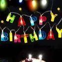 happy birthday led light, for Decoration