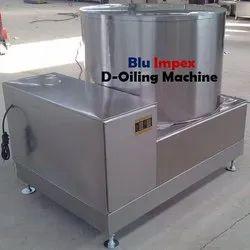 D Oiling Machine