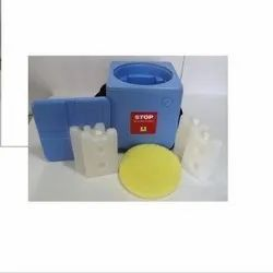2.73 L Vaccine Carrier With 4 Ice Pack