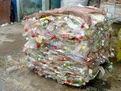 Clear Pet Plastic Bell Bottles Scrap