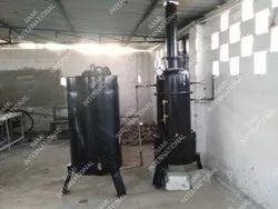 Cashew Nut Boiler With Steam Cooker