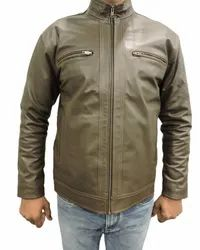 Casual Moto Men's Leather Jackets