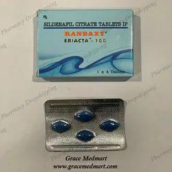Eriacta 100mg Tablets