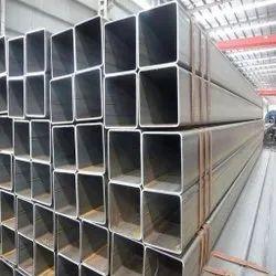 Galvanized Mild Steel Rectangular Pipe