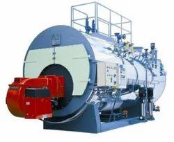 Oil & Gas Fired 2000-3000 kg/hr Steam Boiler