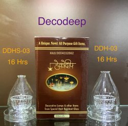 Glass Dish,Diya ND-03 & Handi DDH-03 set Rs.540/- and DDH-03-S Rs.460/-