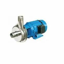 Fabricated Pump