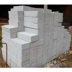 Cement Lightweight Brick, Shape: Rectangular