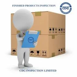 Finished Products Inspection Services