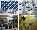 Designer Acoustics Wall Panels