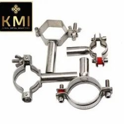 Dairy Clamp With Rubber