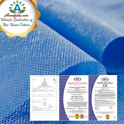 Non Woven Fabric SSMMS SMMS SMS Breathable PP Spunbond Non Woven Fabric For Making Face Mask