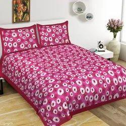 Online  Meesho Cotton Bedsheet