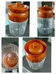 Yummy Pickle Jar