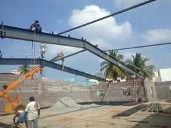 Industrial Prefab Simply Supported Buildup Rafter