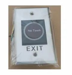 No Touch Button Panel