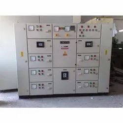Motor Control Panel, 415 V, 3 Phase